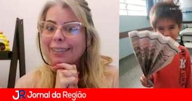 Professora Dayane Maretto. (Foto: Divulgação)