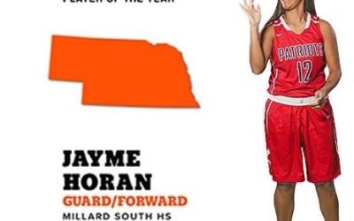 Nebraska Gatorade Player of the Year Candidates