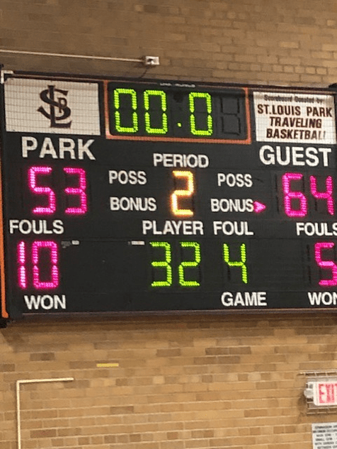 Chaska Pulls Out Win in Back and Forth Matchup with St. Louis Park.
