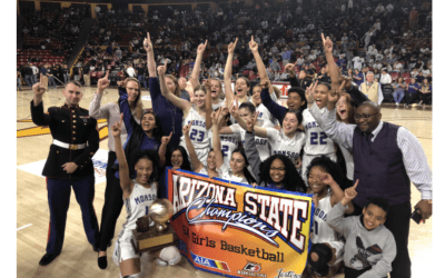 Valley Vista is your 6A Champion