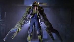aliens-exoskeleton