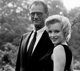 Monroe y Arthur Miller