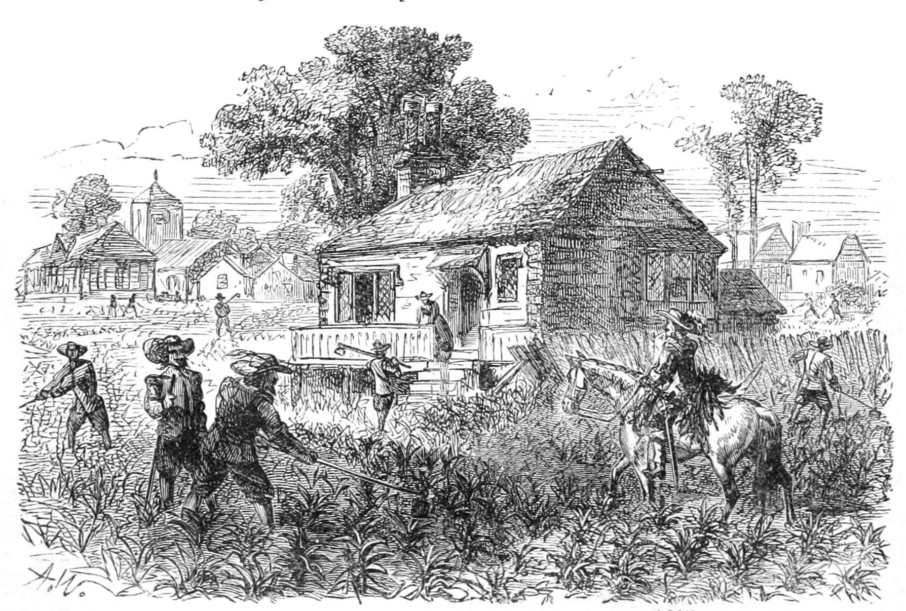 James River History
