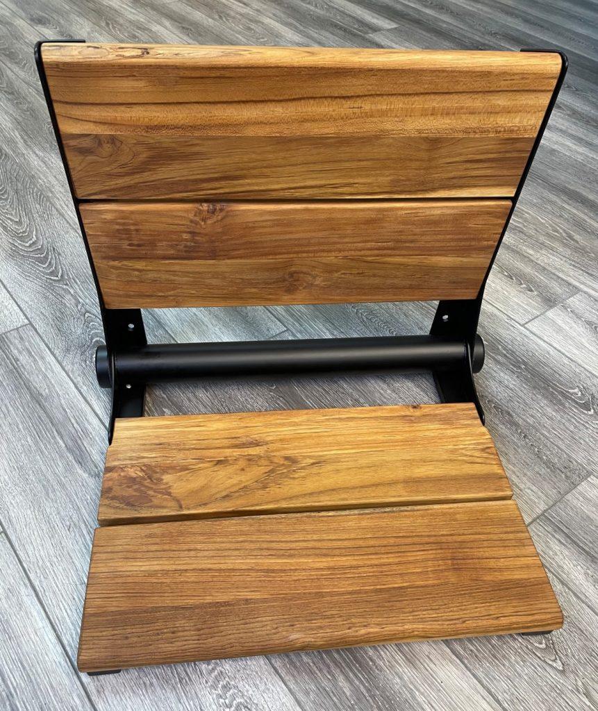 Moen Teakwood Folding Seat