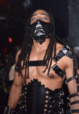 Dracula's Ball at Shampoo Nightclub