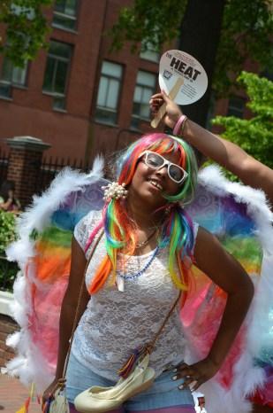 Philadelphia Pride Parade 2013