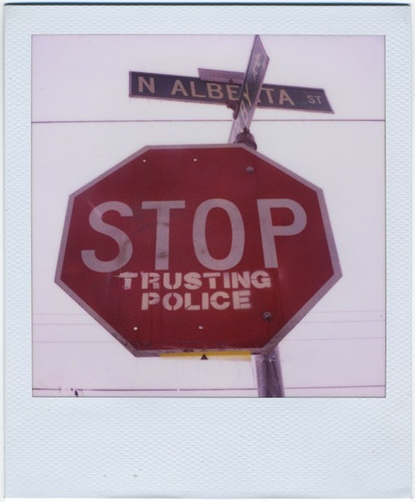 Portland, OR 2008 #polaroid #pdx