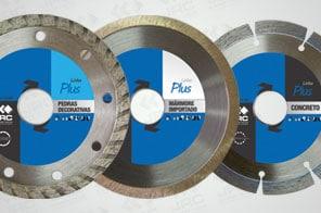+Disco diamantado Linha Plus