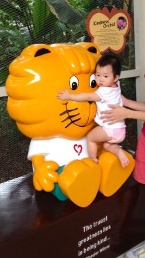 Can I hug Singa a little longer?