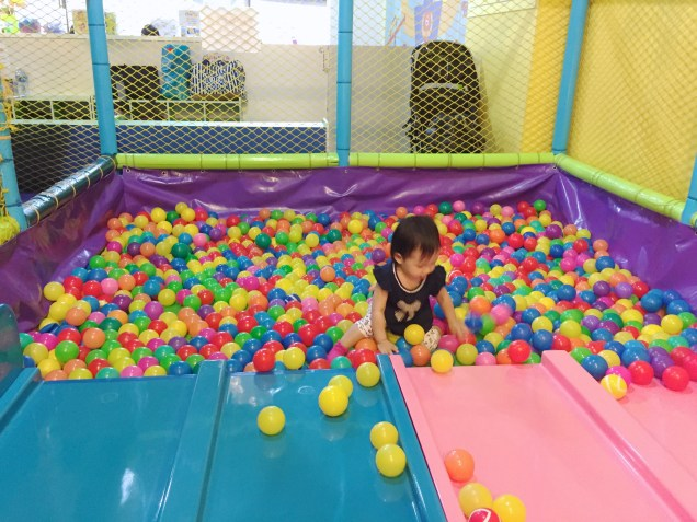 MBS indoor playground