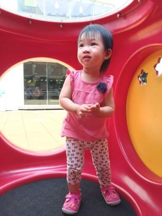 Moko mall playground