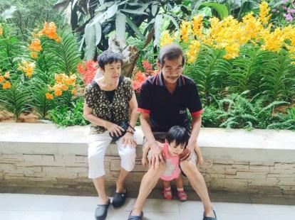 Dad and Mom at SBG