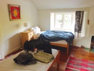 Shen's room