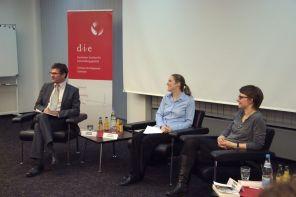 (c)Deutsches Institut für Entwicklungspolitik (DIE)
