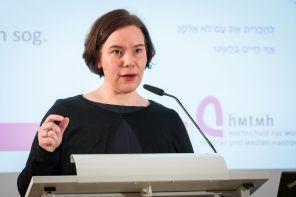 Sarah M. Ross,Professorin für Jüdische Musikstudien und Direktorin des Europäischen Zentrums für Jüdische Musik an der Hochschule für Musik, Theater und Medien Hannover