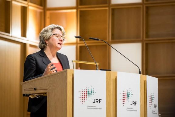 Grußwort der NRW-Wissenschaftsministerin Svenja Schulze