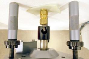 Schnelle, günstige, unkomplizierte Lösung: Der Adapter besteht aus Teilen für ein paar Euro und ist schnell montiert.