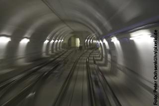 Tunnelbauwerke in Deutschland: ca. 1.600 Kilometer Länge, 45 Milliarden Euro Wiederbeschaffungswert (Foto: IKT)