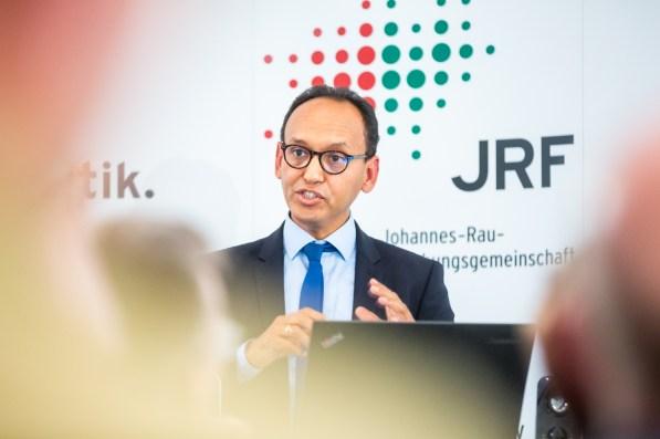 Prof. Dr. Bettar O. el Moctar, Leiter des DST - (c) JRF e.V., Fotograf: Alex Muchnik
