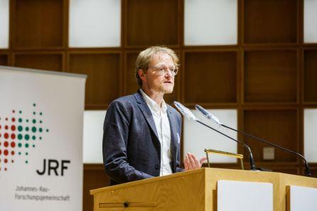 Thorsten Koska, Co-Leiter des Forschungsbereichs Mobilität und Verkehrspolitik, Wuppertal Institut für Klima, Umwelt, Energie