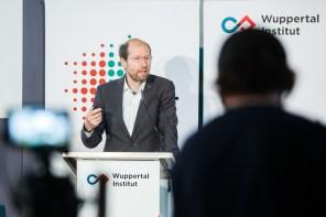 Prof. Dr. Stefan Lechtenböhmer, Abteilungsleiter Zukünftige Energie- und Industriesysteme, Wuppertal Institut für Klima, Umwelt, Energie