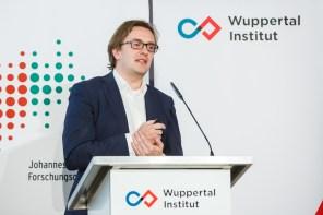Dr. Henning Wilts, Abteilungsleiter Kreislaufwirtschaft, Wuppertal Institut für Klima, Umwelt, Energie