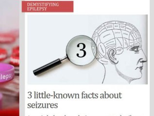 """3 little-known facts about seizures,"" Conversionplanet & USA Today"