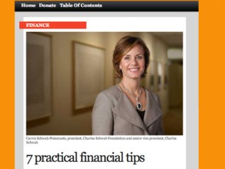 """7 Practical Financial Tips,"" Conversionplanet & USA Today"