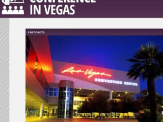 Conference in Vegas, for Las Vegas Conventions and Meetings