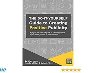 "Book editing and design:""The Do-It-Yourself Guide to Creating Positive Publicity"""