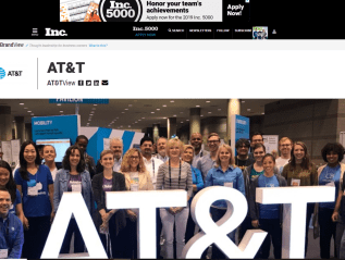 Articles for AT&T Aspire Accelerator/Inc.