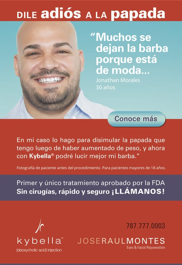 kybella for man