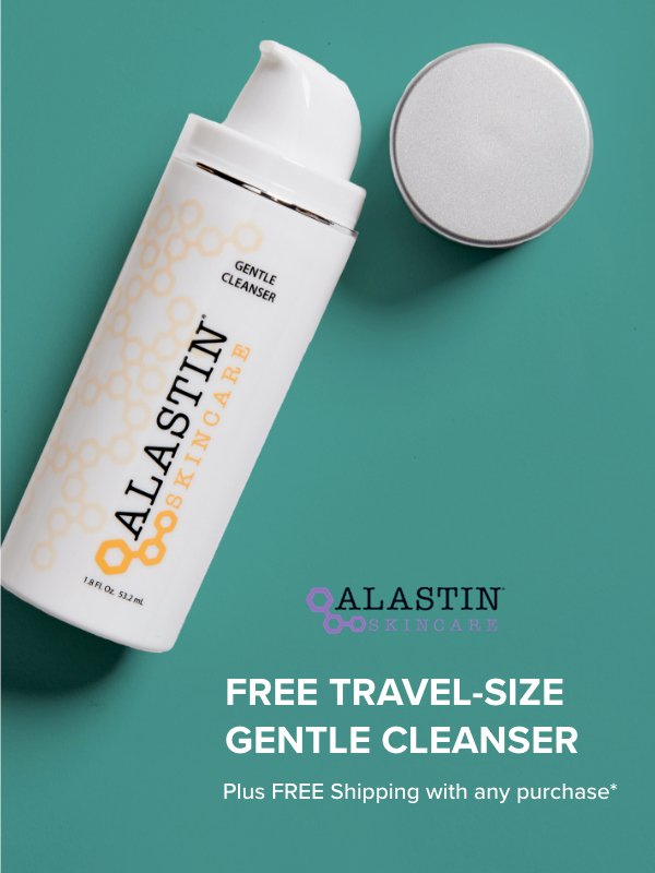 free travel size gentle cleanser