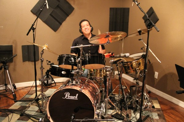 Jose Rosa on Drums