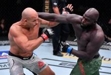 UFC free wrestle: Jairzinho Rozenstruik rebounds with knockout of Junior Dos Santos