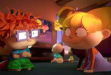 Rugrats Reboot: Legit First-Watch Clip From Paramount+
