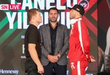 Canelo vs. Yildirim results: Alvarez forces Yildirim to prevent after 3; unification with Saunders set aside of abode