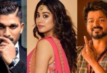 Gay Birthday Janhvi Kapoor: We Would Devour To In finding The Actress Romance These South Heroes!