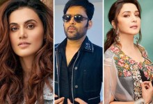 Taapsee Pannu's Haseen Dillruba, Kapil Sharma's comedy particular, Madhuri Dixit's Discovering Anamika and assorted titles announced by Netflix India