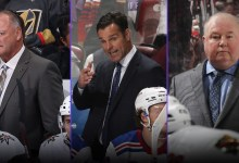 The Sabres' 9 finest coaching candidates to replace fired Ralph Krueger