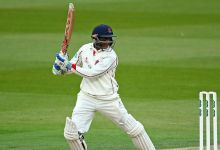 Chanderpaul celebrates runners-up establish with unexpected flourish