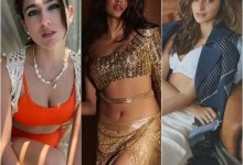 Sara Ali Khan's coral bikini, Janhvi Kapoor's shimmer, Ananya Panday's winner vibe; check out how social media became location on fireplace nowadays