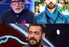 Amitabh Bachchan, Salman Khan, Nakuul Mehta – 11 celebs who are rulling the roost after switching to Television