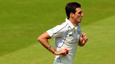 Finn's eight-for eases Middlesex fears of the fall