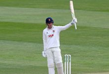 Lawrence collects CWC young player accolade