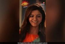 रुबीना दिलैक एक नए अवतार के साथ 'Shakti