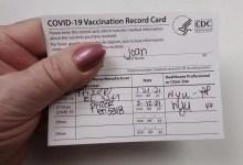 अपने टीकाकरण कार्ड को सुरक्षित रखें – आप इसकी आवश्यकता पर जा रहे हैं