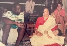 मसाबा गुप्ता का डैड विवियन रिचर्ड्स और नीना गुप्ता का थ्रो बैक इंटरनेट तोड़ रहा है
