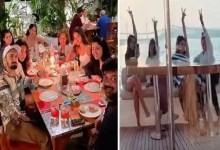 अनन्या पांडे टीम लीगर के साथ रात के खाने का आनंद लेती हैं क्योंकि वे विजय देवरकोंडा स्टारर गोवा के कार्यक्रम को देखते हैं – तस्वीरें देखें