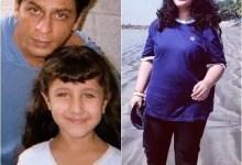 यह वही है जो शाहरुख खान की छोटी कोस्टार, झनक शुक्ला, कल हो ना हो से अब तक की है – तस्वीरें